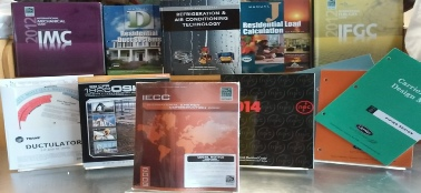 Ga HVAC license reference books