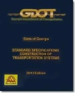 GDOT Specifications of Transport Systems